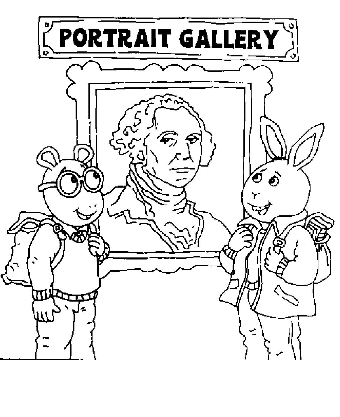 Free Arthur Coloring Pages Free, Download Free Clip Art, Free Clip Art on  Clipart Library   1427x1165