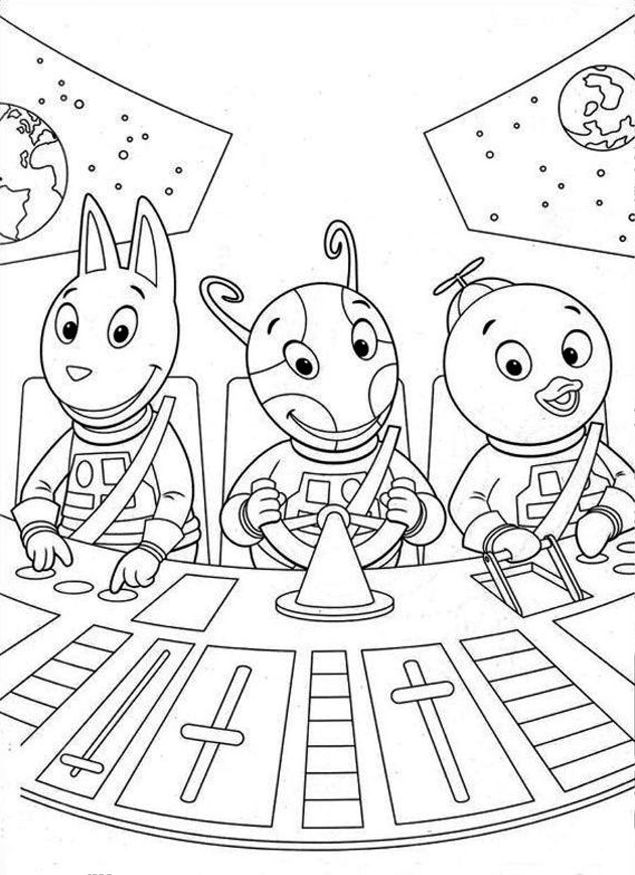 backyardagins printable coloring pages - photo#31
