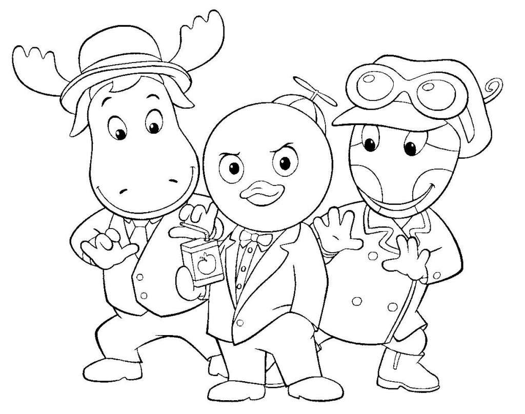 backyardagins printable coloring pages - photo#5