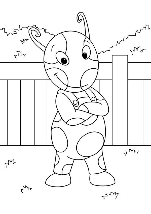 backyardagins printable coloring pages - photo#33