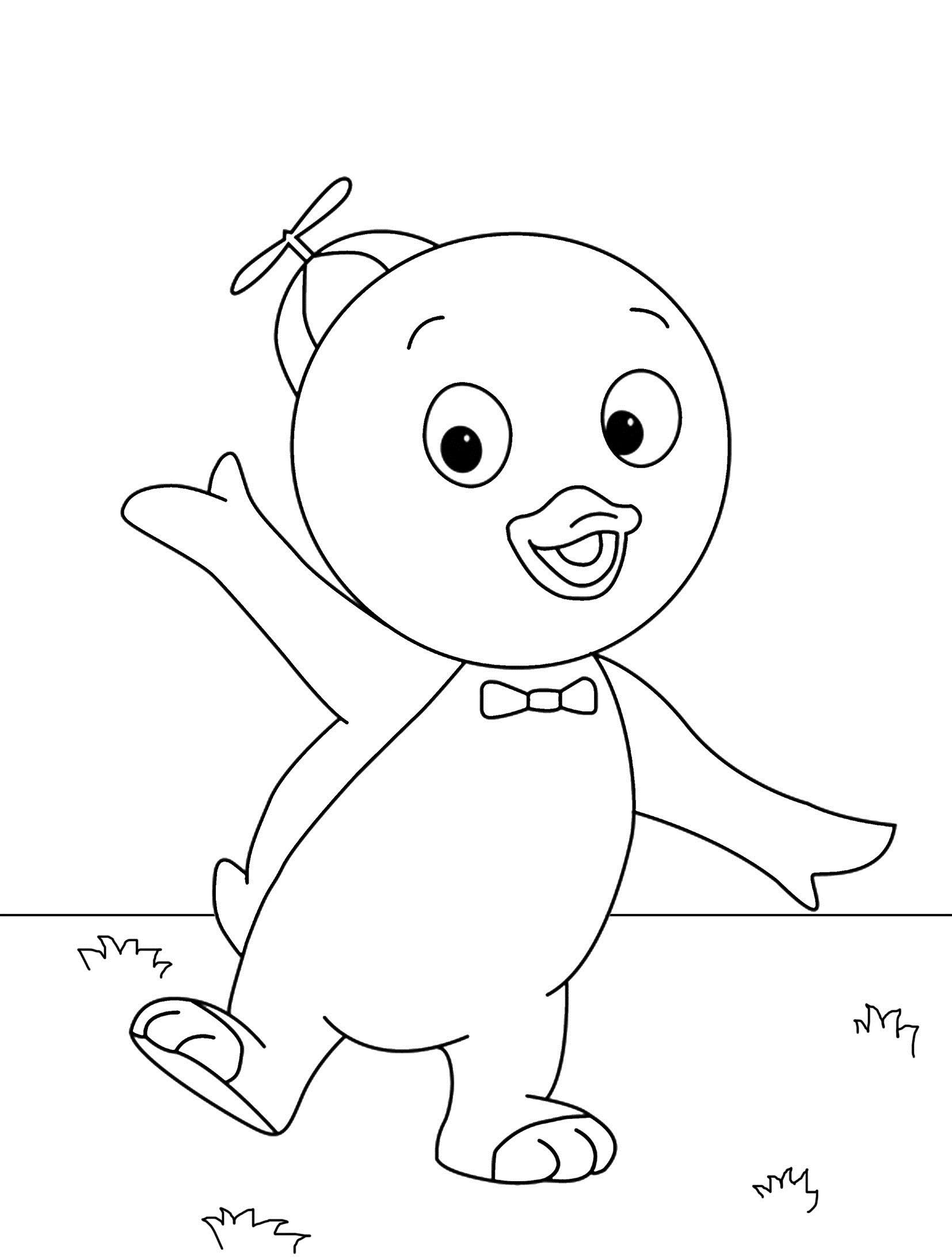 backyardagins printable coloring pages - photo#19