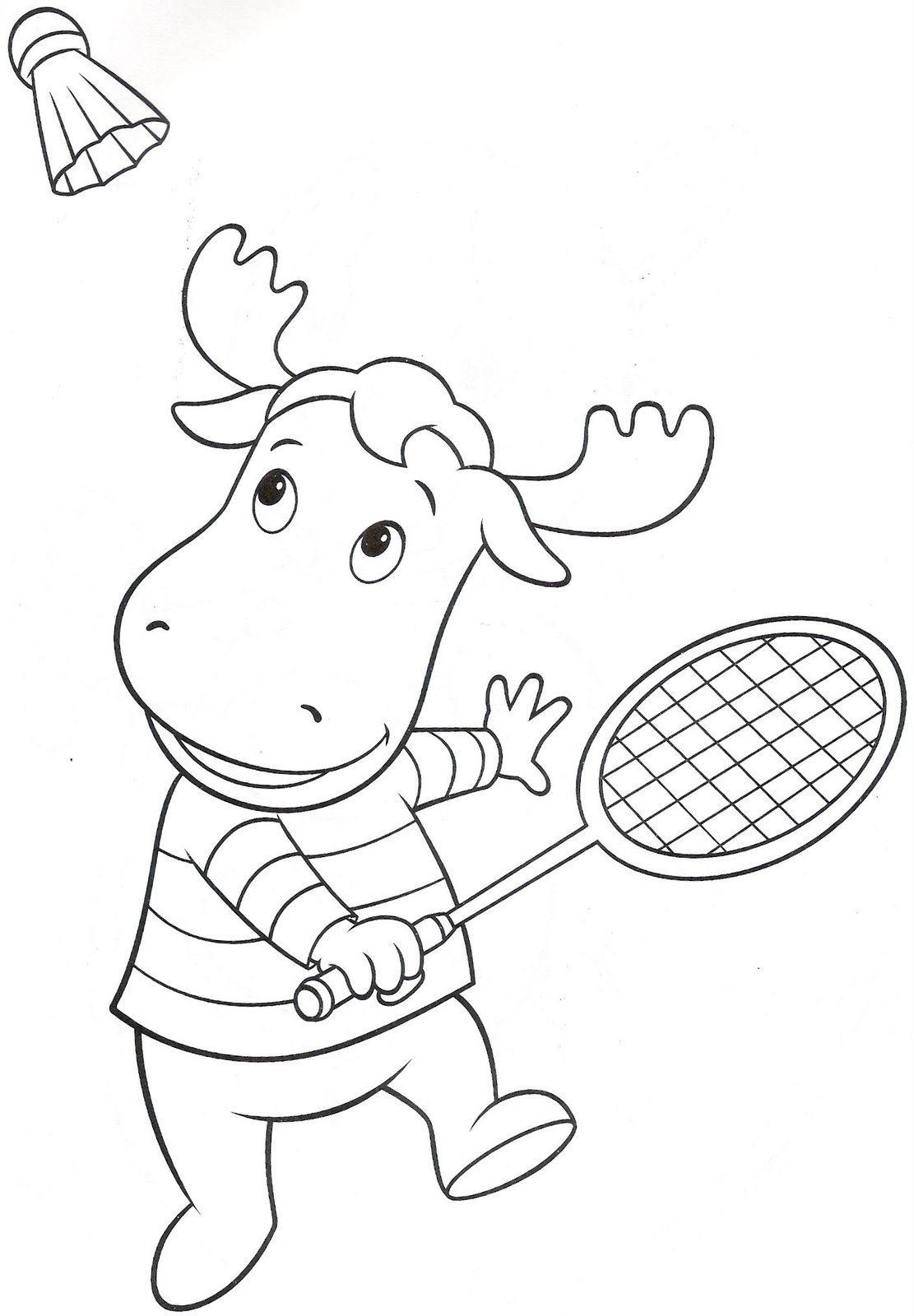 backyardagins printable coloring pages - photo#22