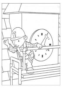 Bob the Builder Coloring Sheet
