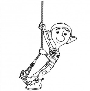 Free Arthur Coloring Page to Print