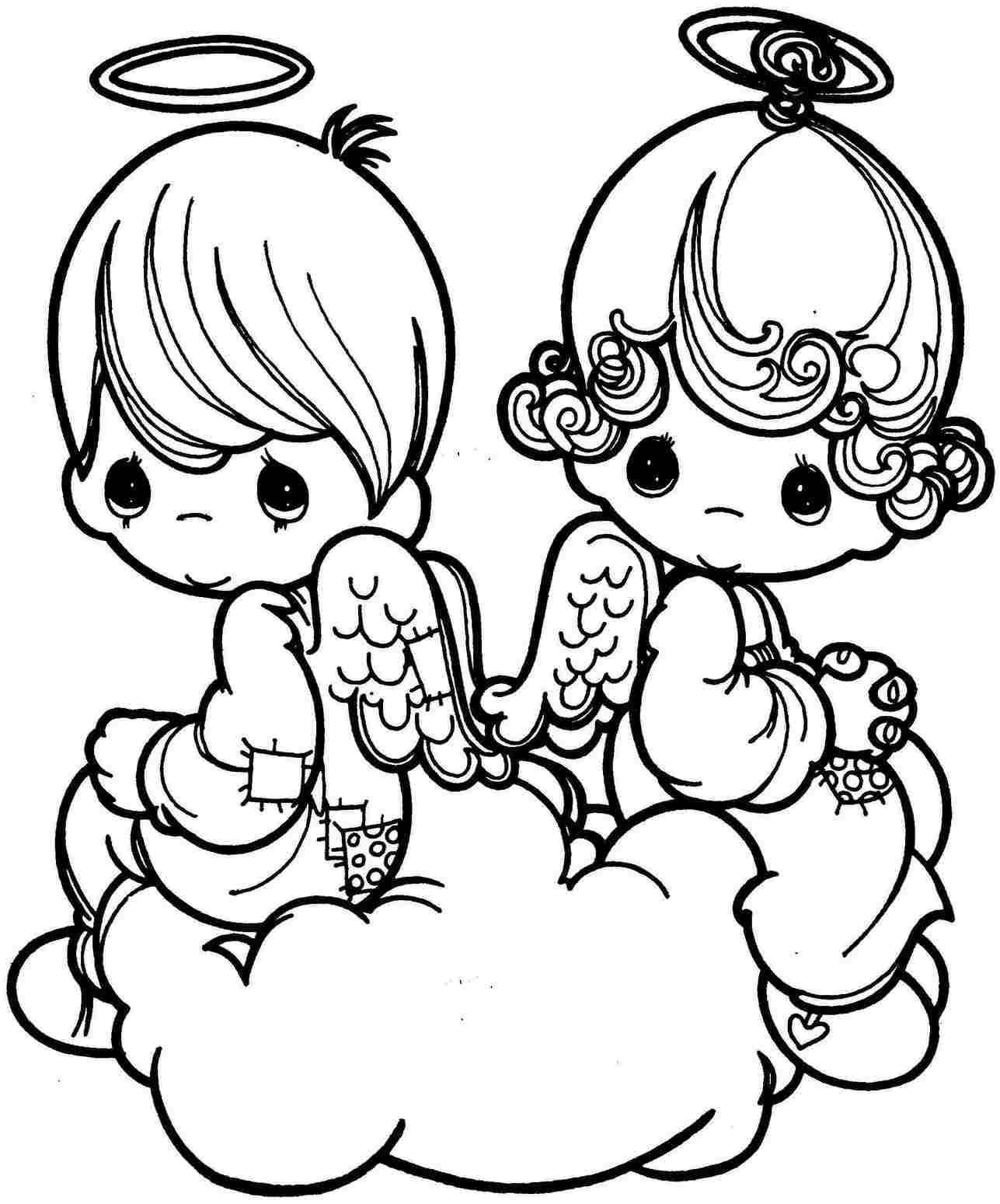 Free valentines day coloring pages to print - Free Printable Valentines Day Coloring Pages