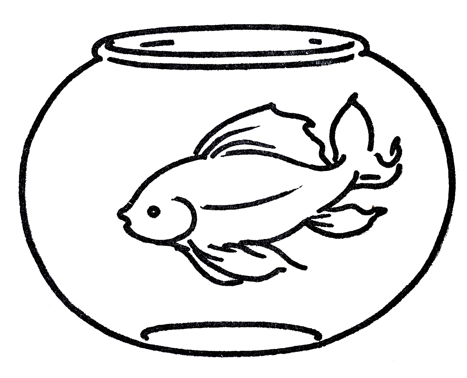 Printable Goldfish Coloring Pages Coloring Me Goldfish Coloring Pages