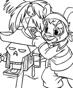 Neopets Halloween Coloring Pages