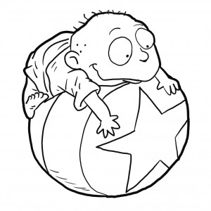 Rugrats Coloring Pages to Print