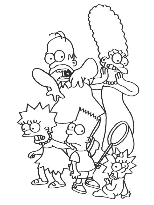 coloring pages characters   Coloring Page