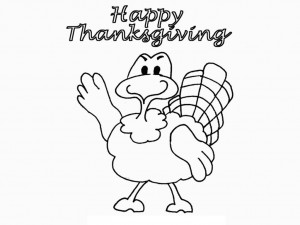 Thanksgiving Coloring Pages Printables