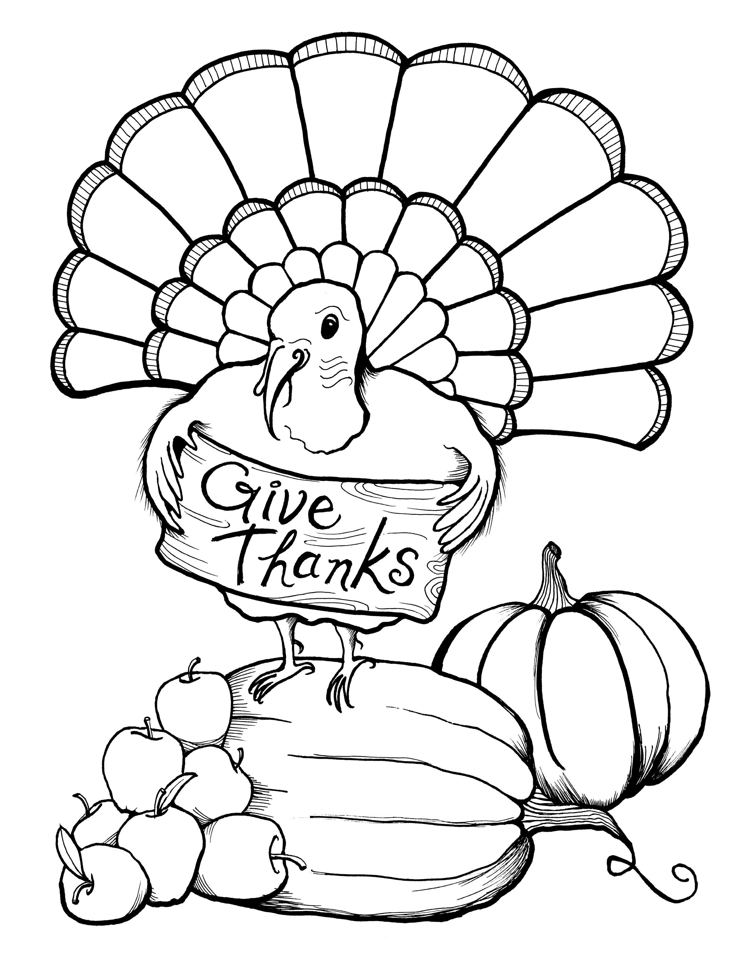 Free Coloring Pages Of Turkey Dinner Pilgrim Coloring Pages Printable