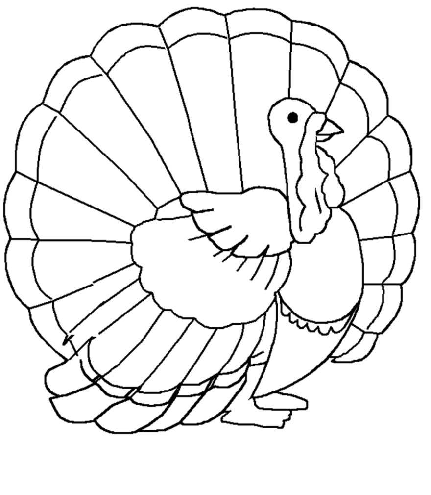 - Printable Turkey Coloring Pages ColoringMe.com
