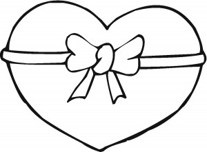 Valentines Coloring Pages For Kids