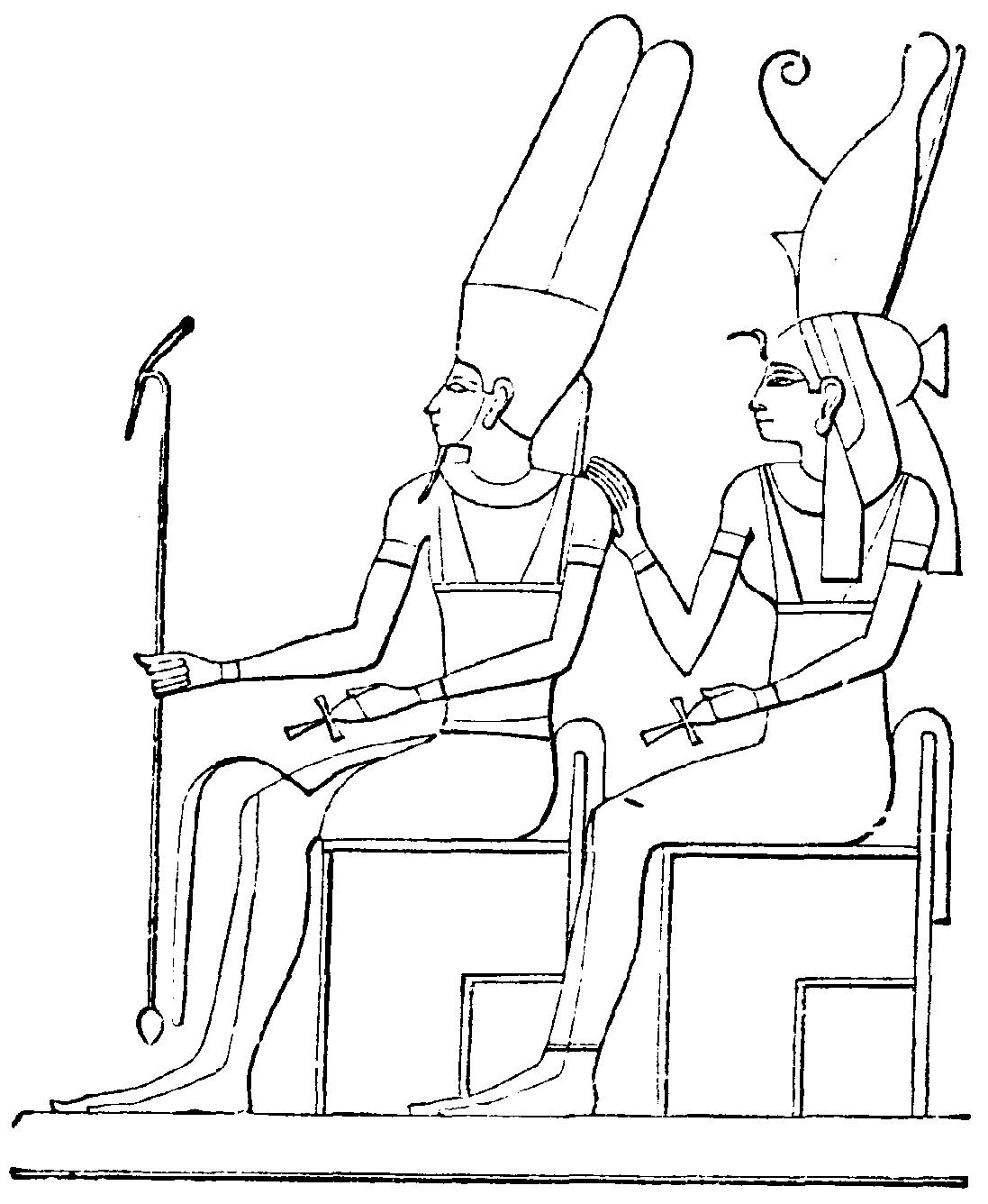 ancient egypt coloring pages printable