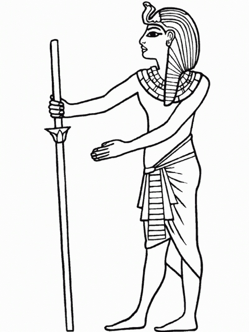 egypt coloring pages printable just for kids coloring book