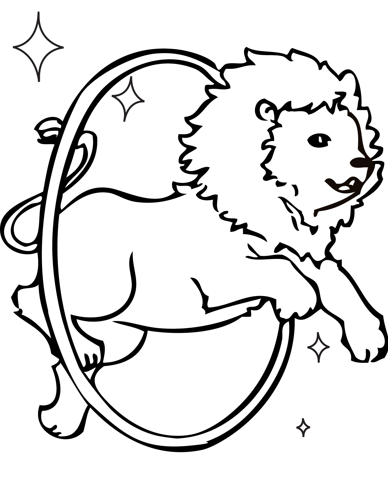 free downloadable circus coloring pages - photo#25