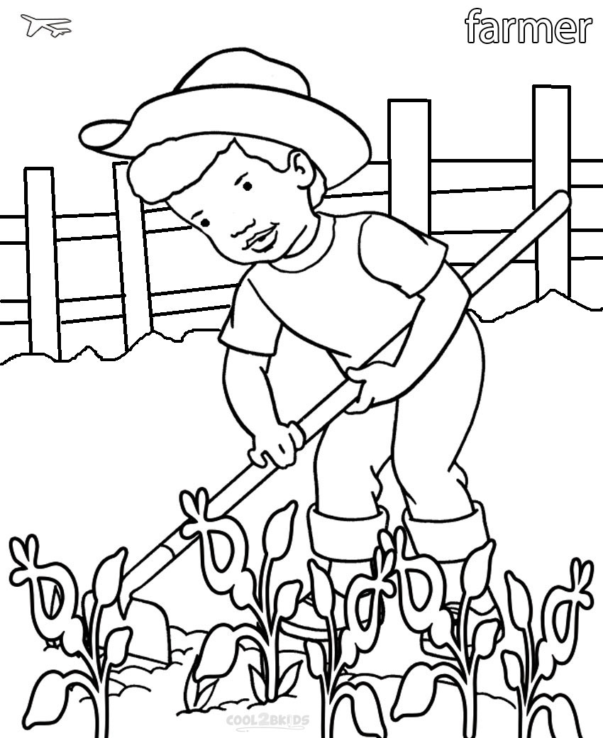 Printable Community Helper Coloring Pages | Coloring Me ... | 1040x850