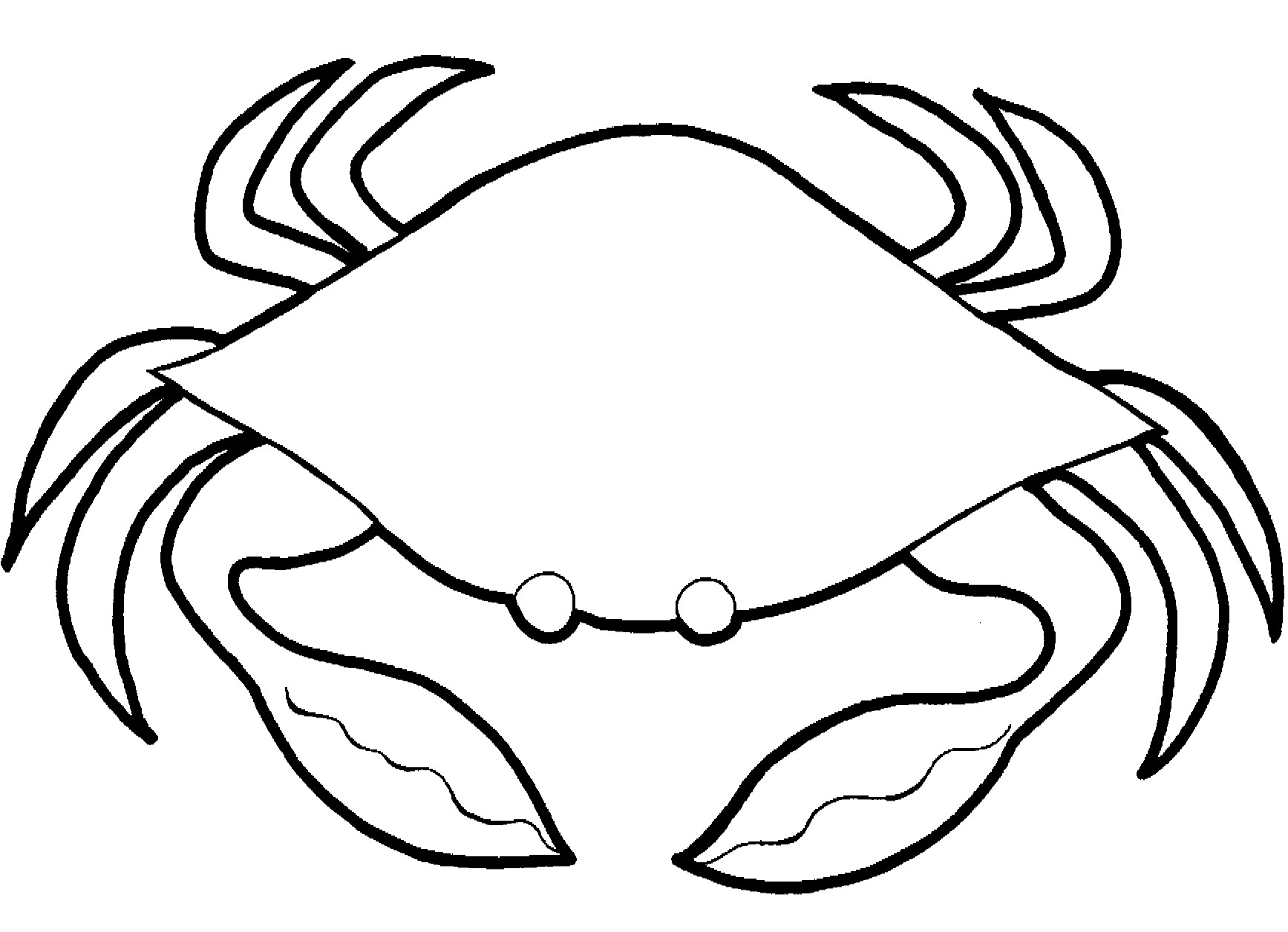 Cute lobster coloring pages
