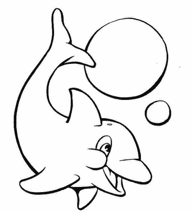 printable dolphin coloring pages me - Dolphins Coloring Pages Printable