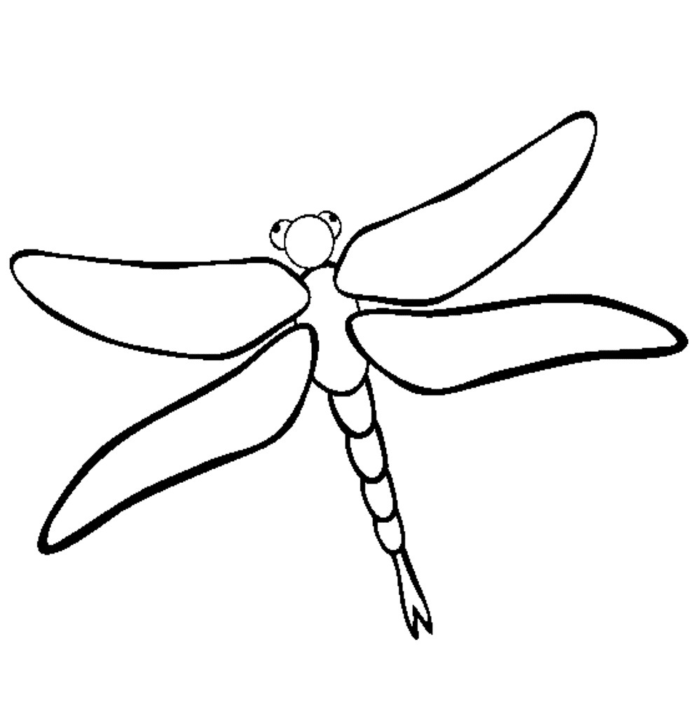 Coloring in dragonflies - Coloring Pictures Dragonflies Dragonfly Coloring Sheets