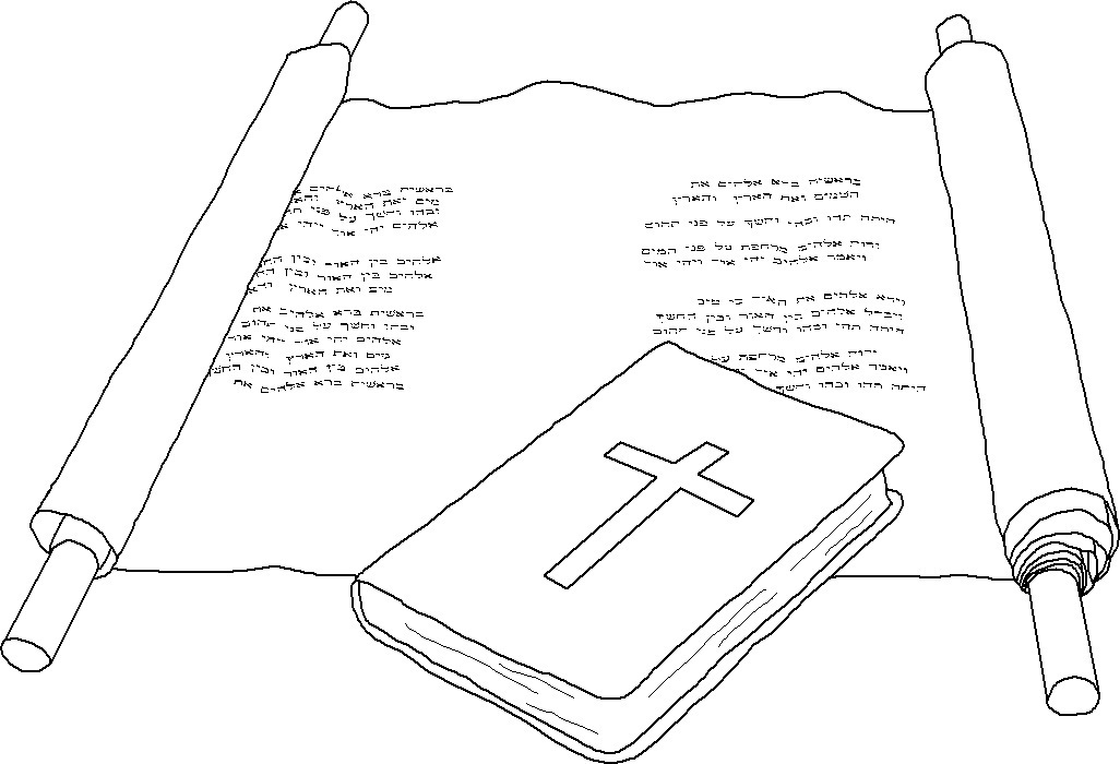 free bible coloring book pages - photo#2