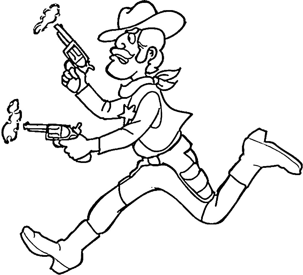 Dallas Cowboys Star Coloring Pages Cowboy Color Pages
