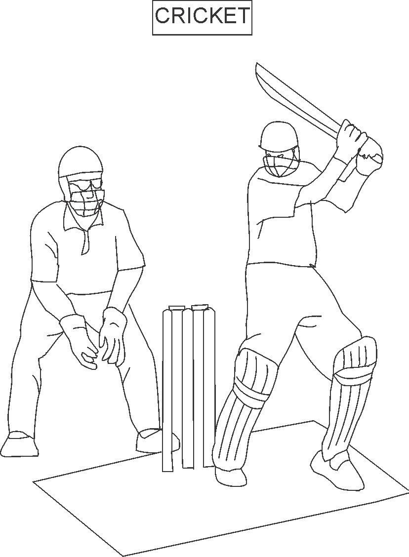 sports coloring sheets - Sports Coloring Sheets To Print