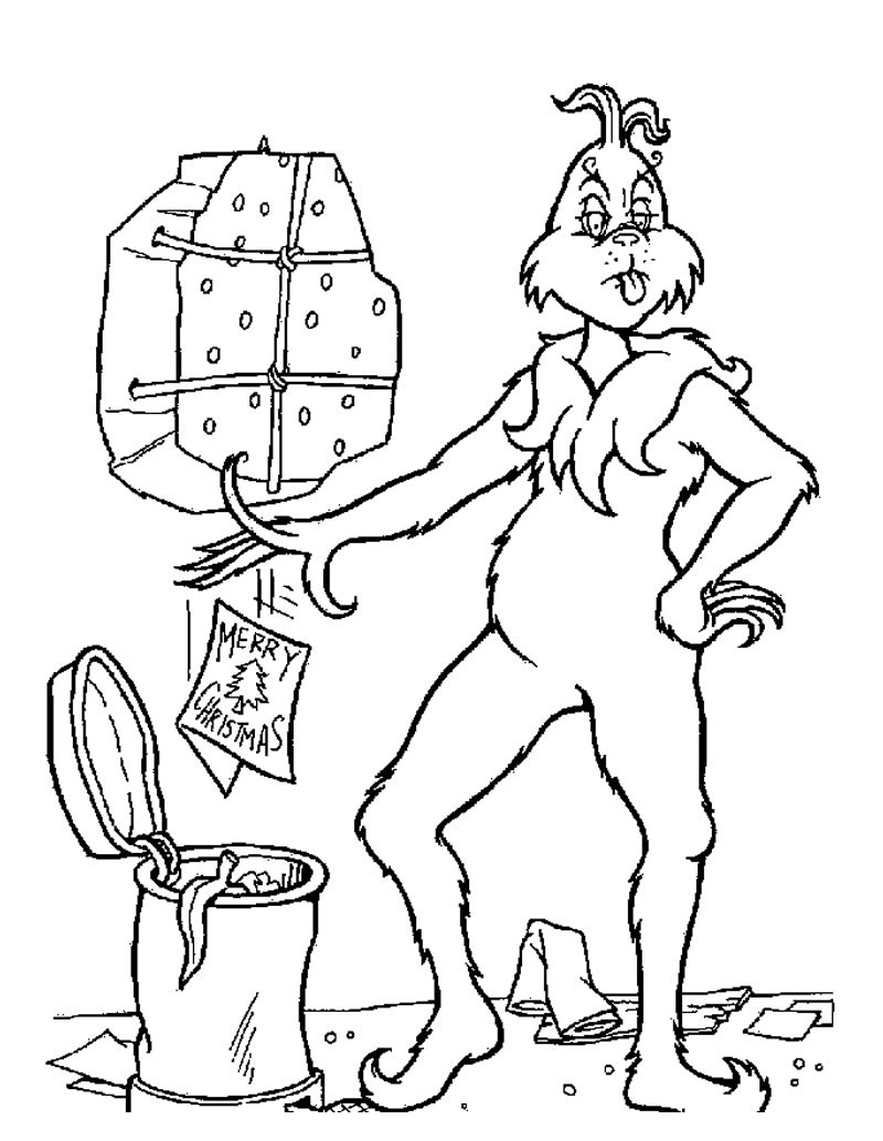 grinch coloring sheets grinch christmas coloring pages