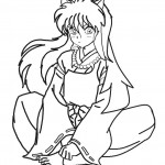 40 Best inuyasha coloring pages images | Inuyasha, Coloring pages ... | 150x150