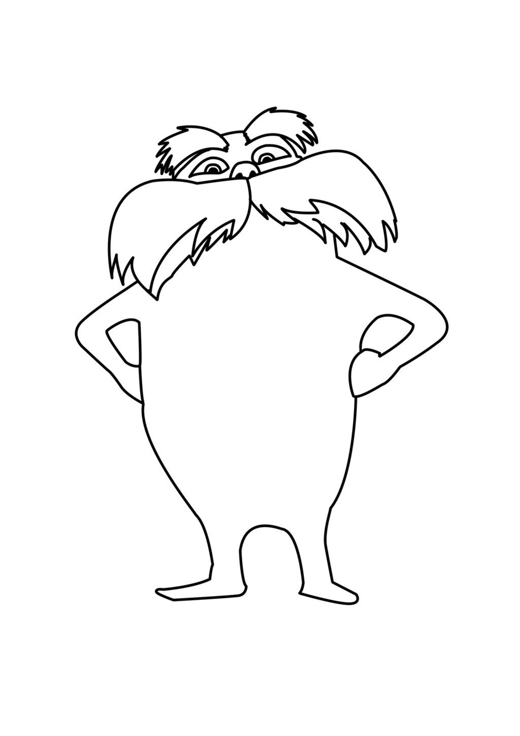 Adult Best The Lorax Coloring Page Gallery Images beauty printable lorax coloring pages me gallery images