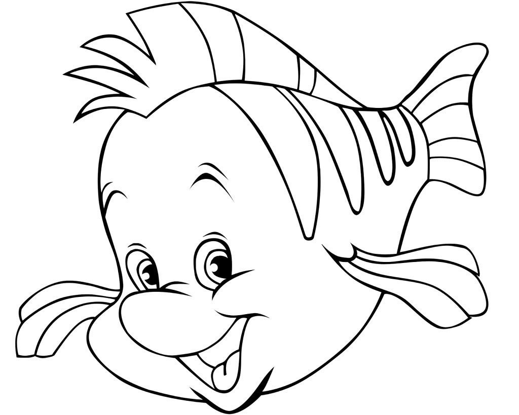 nemo coloring pages - photo#34
