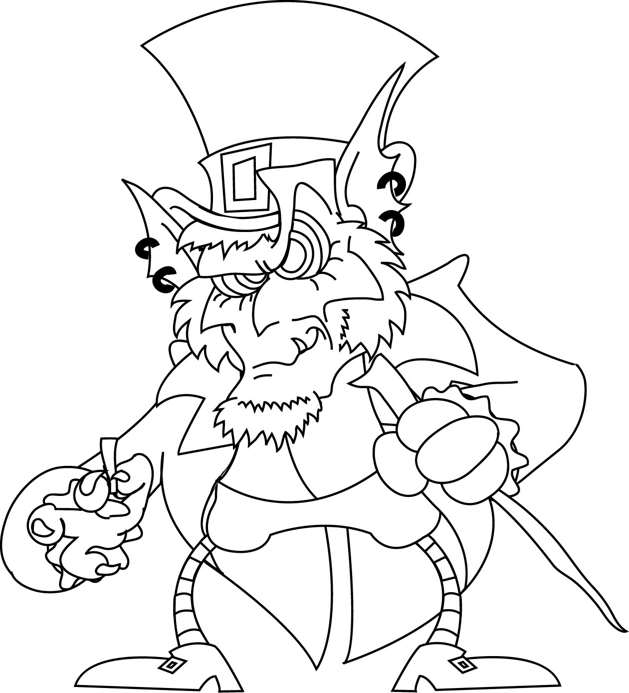 Printable Nutcracker Coloring Pages | Coloring Me