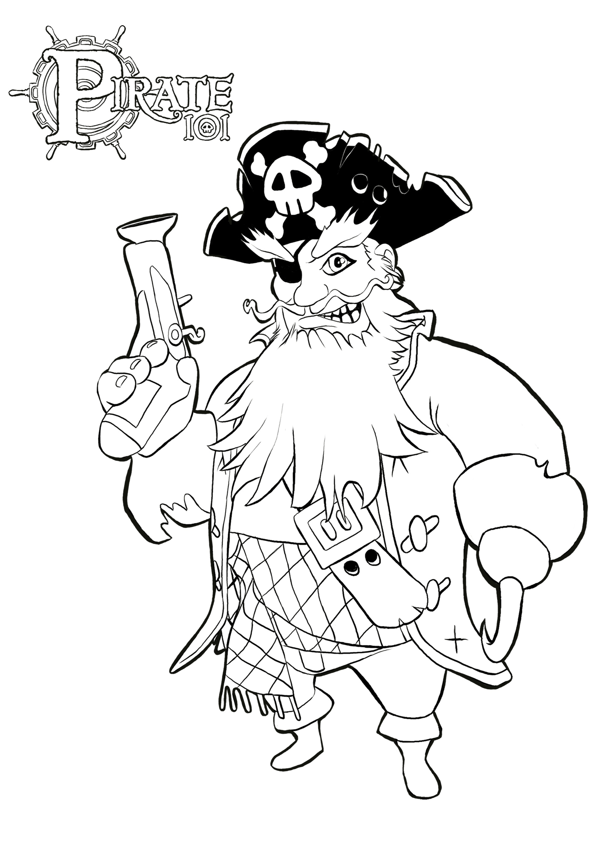 irate coloring pages - photo#21