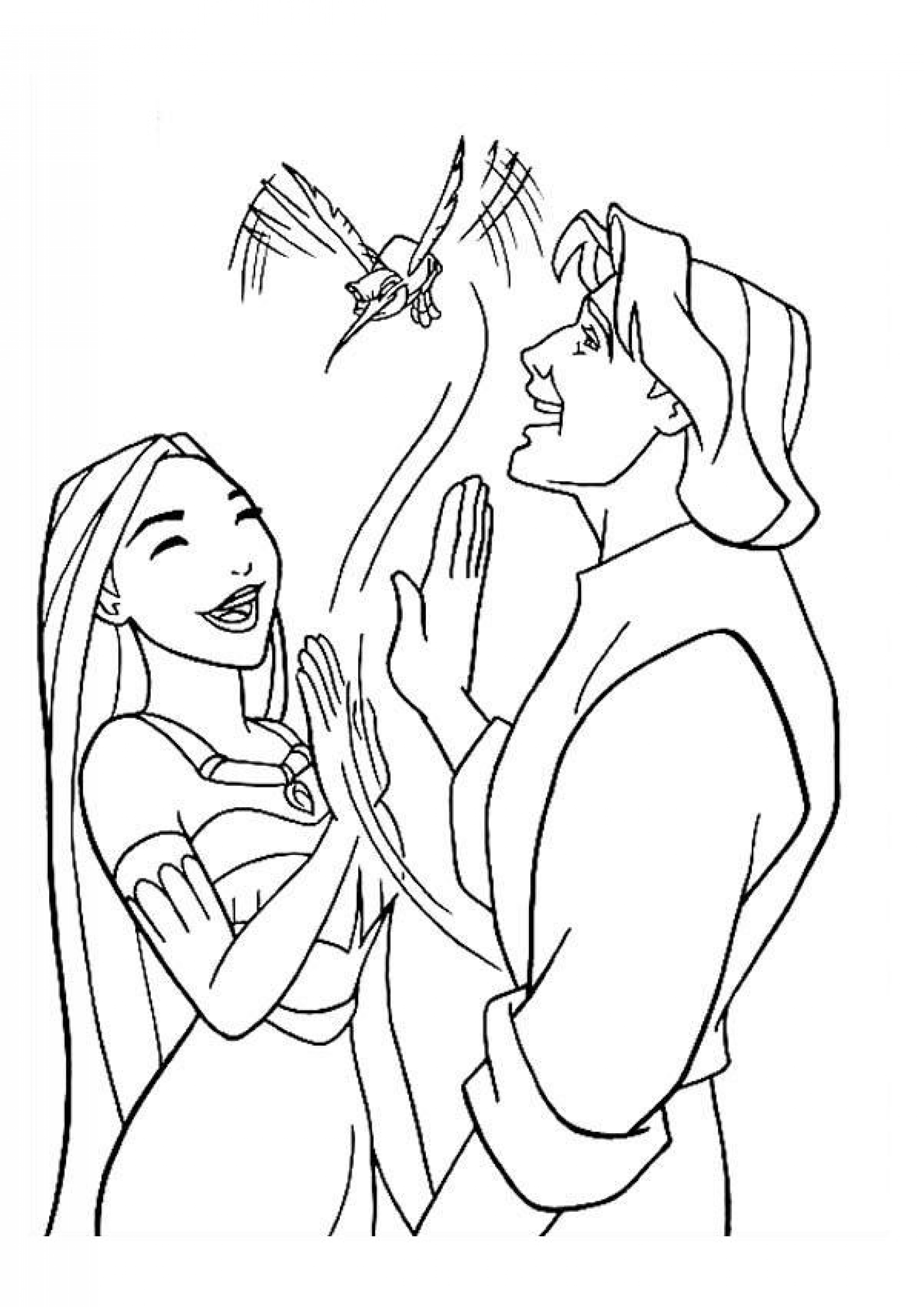 Uncategorized Pocahontas Colouring Pages printable pocahontas coloring pages me for kids