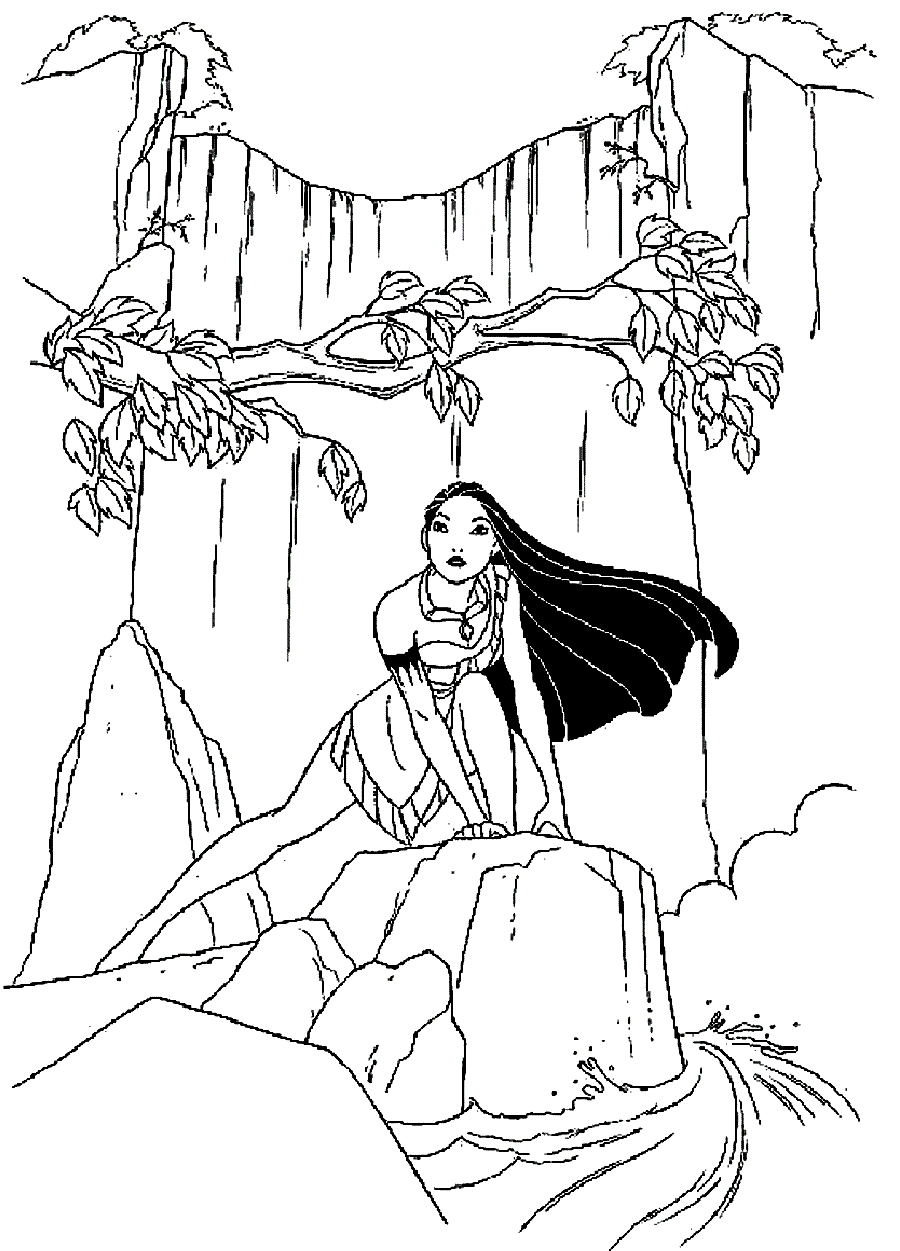 pocahontas coloring pages - flit pocahontas coloring pages coloring pages