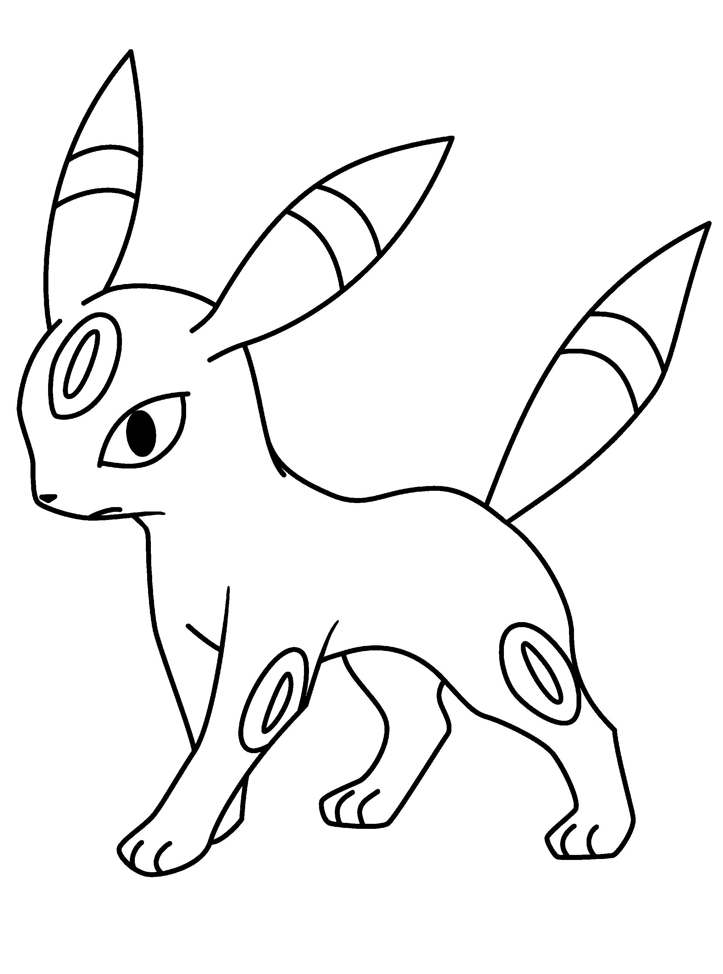 free coloring pokemon pages - photo#6