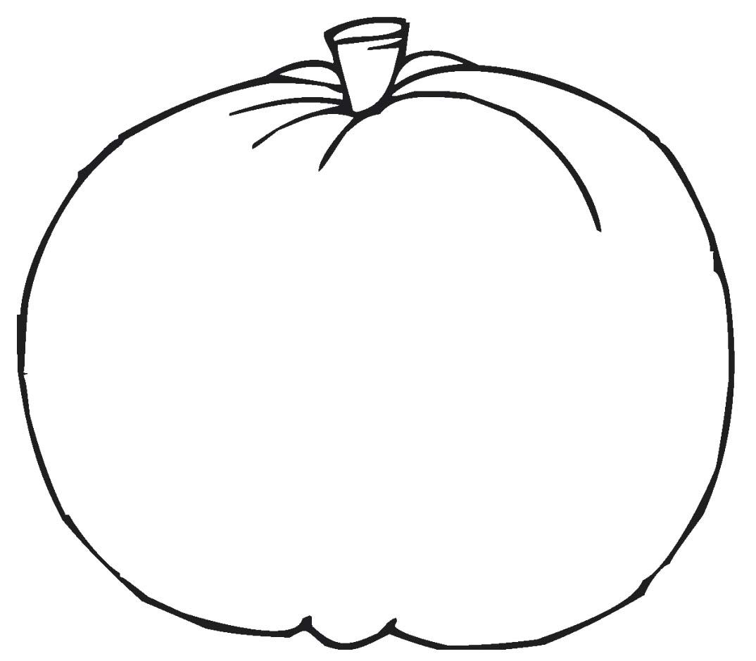 pumpkin cut out coloring pages - photo#19