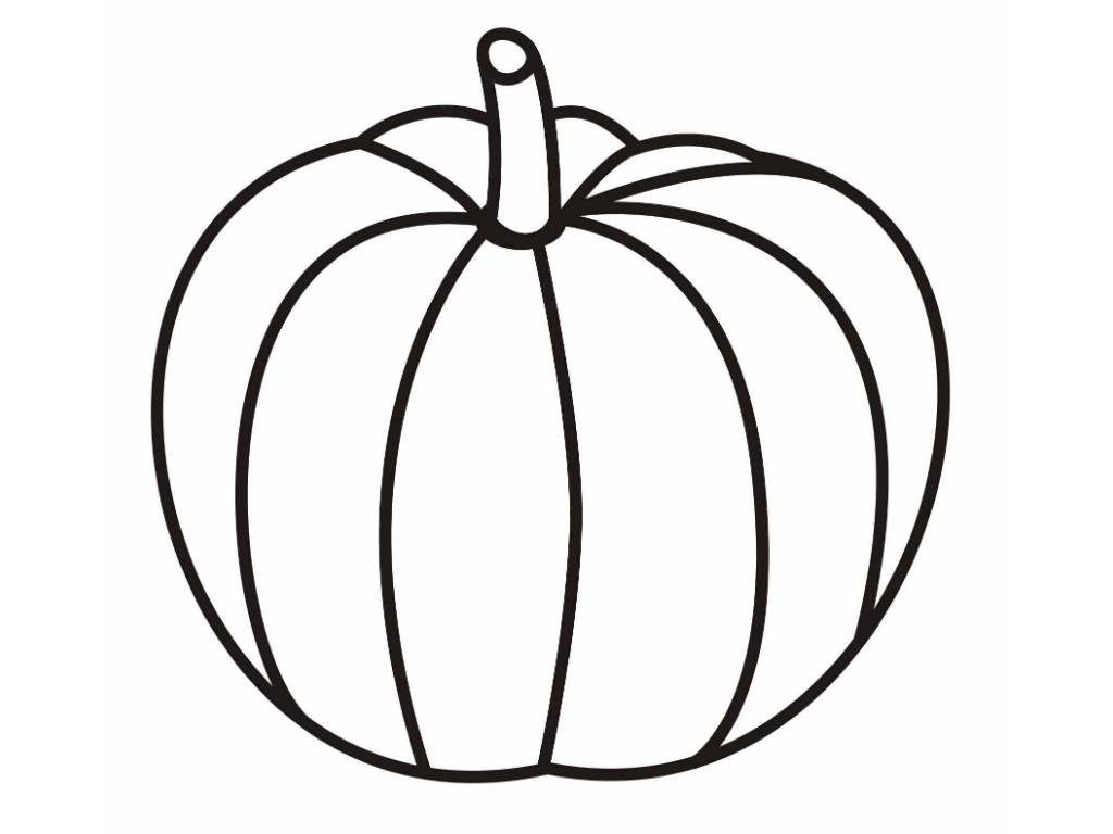 pumpkin cut out coloring pages - photo#29