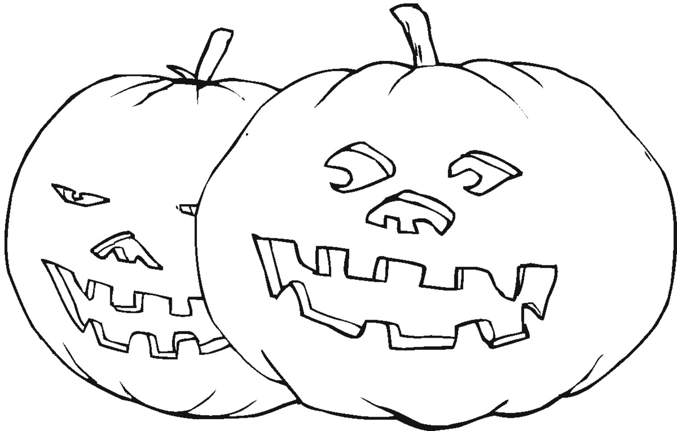 The Great Pumpkin Coloring Pages