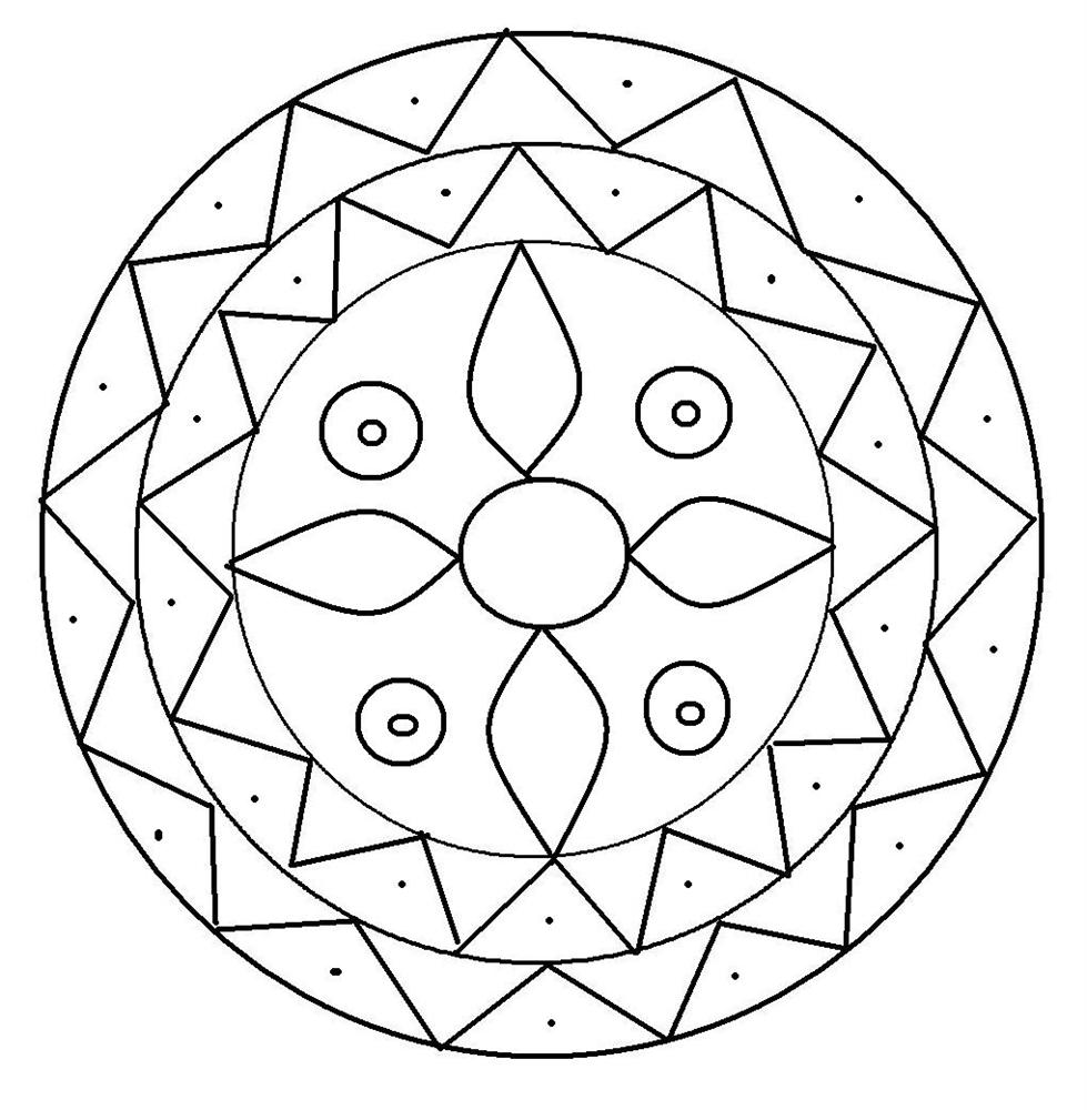 free coloring pages of pattern sheets