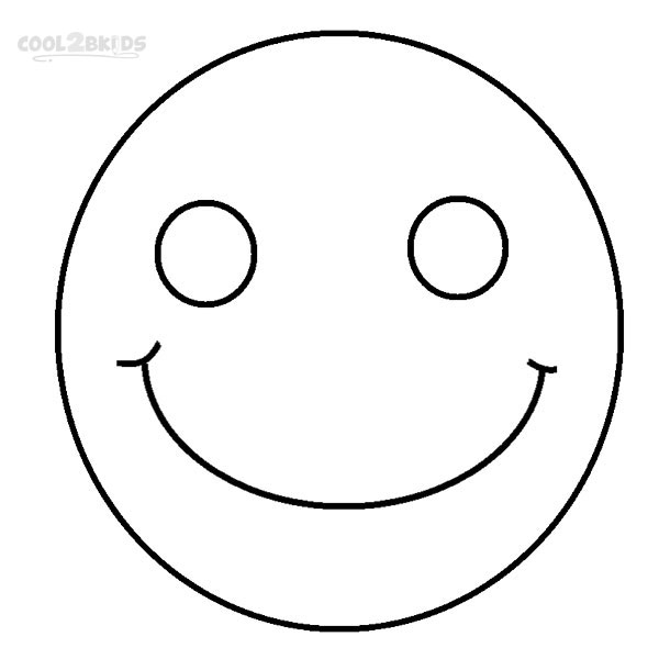 coloring pages childrens face - photo#29