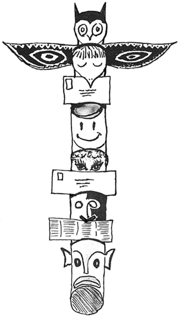 Printable Totem Pole Coloring Pages Coloringme Com