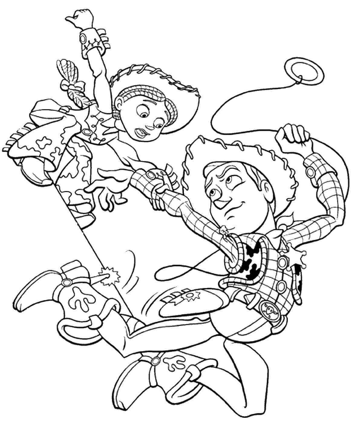 toy story colouring pages a4 free coloring pages of toy story