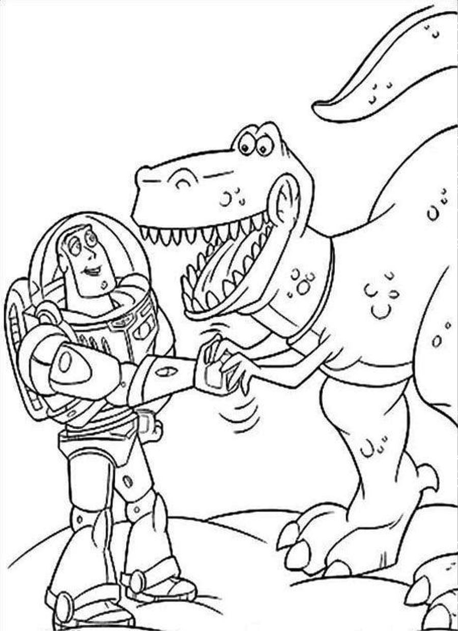 toy story coloring sheets