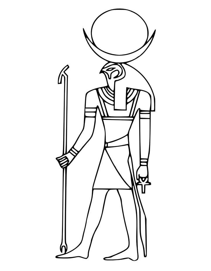 Printable Ancient Egypt Coloring Pages Coloring Me - Map of egypt outline printable