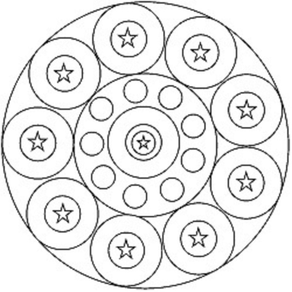 printable mandalas coloring pages coloring me