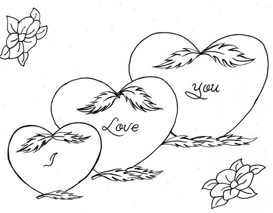 Printable Emo Coloring Pages | Coloring Me