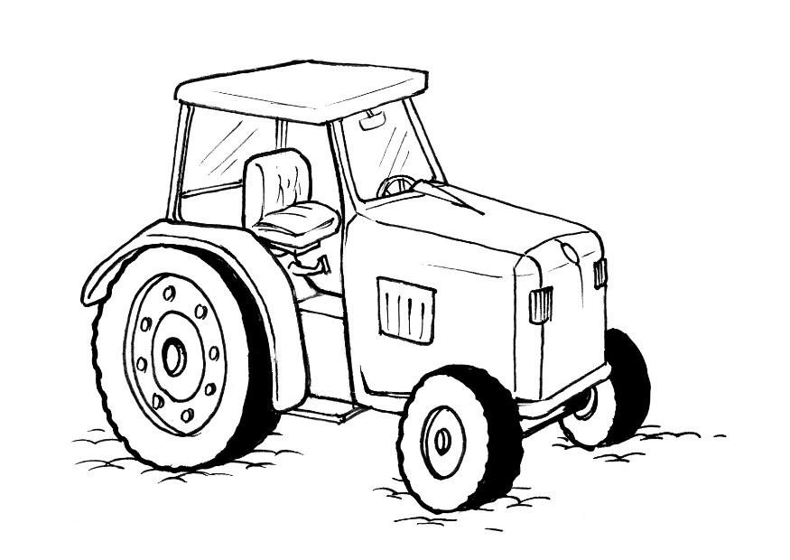 Printable John Deere Coloring Pages | Coloring Me
