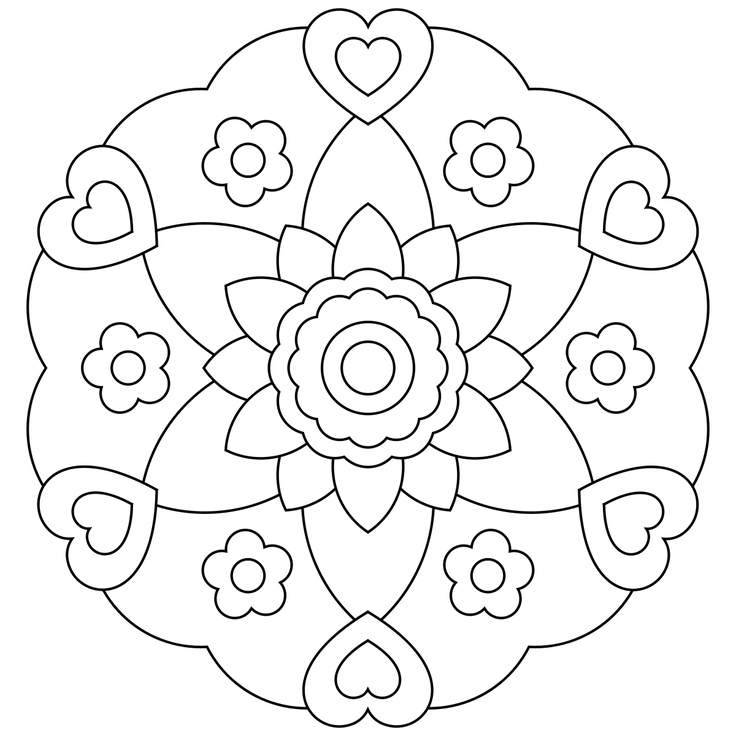 mandalas coloring sheets adult coloring pages mandala