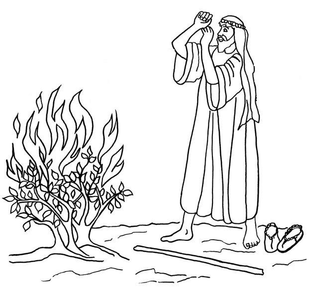 moses coloring sheets baby moses coloring page